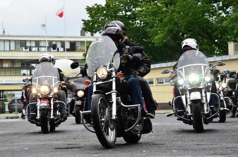 Łódź chce być miastem przyjaznym dla motocyklistów /Mariusz Gaczyński /East News