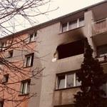 Łódź: Kobieta została poparzona w wybuchu gazu