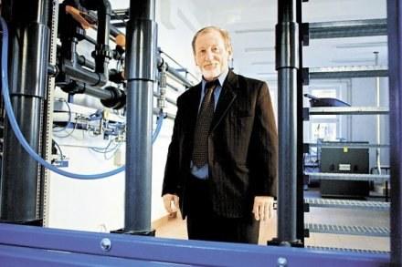 Łódź posiada nowoczesne laboratorium badawcze tomografii procesowej/fot. J. Golański /EchoMiasta_Łódź