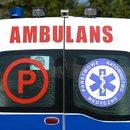 Łódzkie: 11 osób rannych w zderzeniu tira i dwóch busów