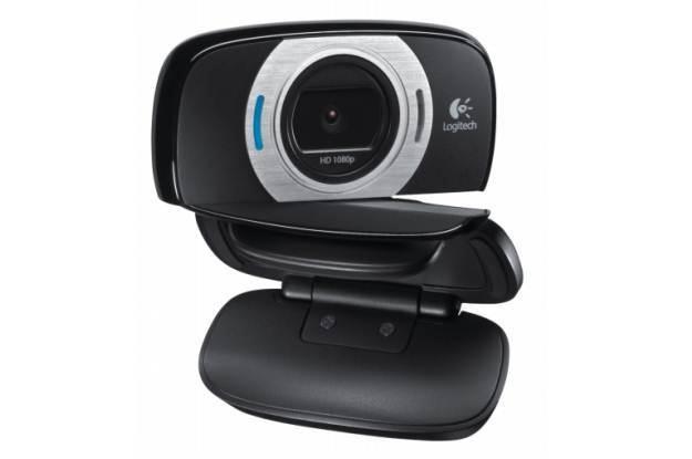 Logitech HD Webcam C615 /materiały prasowe