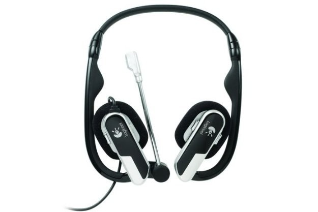 Logitech Laptop Headset H555 /materiały prasowe