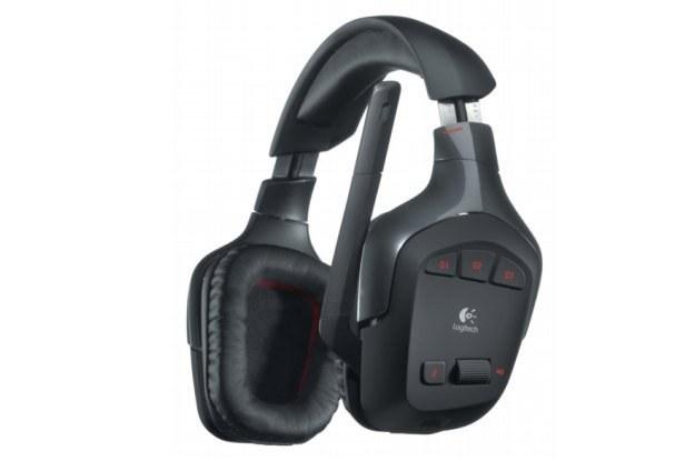 Logitech Wireless Gaming Headset G930 /materiały prasowe