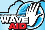 Logo akcji Waveaid /Oficjalna strona festiwalu