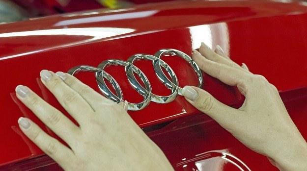 Logo Audi /Audi