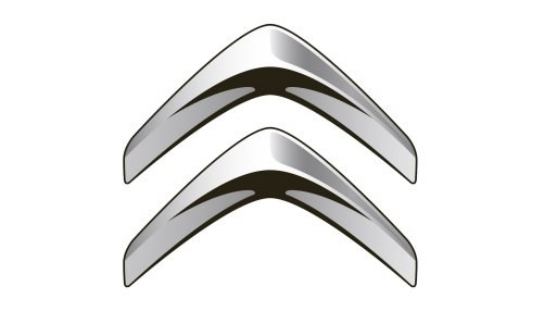 Logo Citroena to fragment koła daszkowego. W dziejach marki zmieniało się nieznacznie. /Citroen