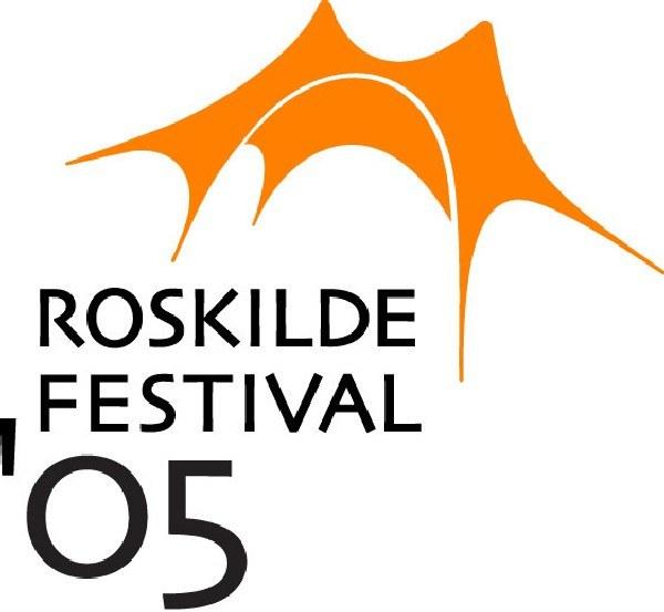 Logo festiwalu w Roskilde /