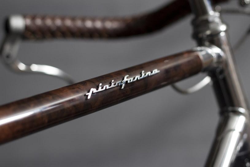Logo Pininfarina to powód do dumy. Nawet, jeśli nie znajduje się na samochodzie... /materiały prasowe