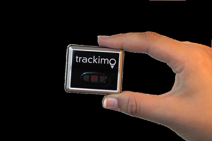Lokalizator Trackimo /materiały prasowe