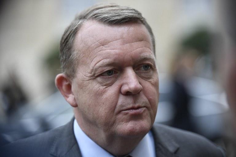 Lokke Rasmussen /AFP