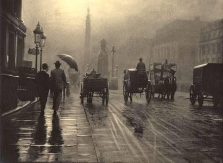 Londyn, 1899, (odbitka z końca lat 30.), własność rodziny Misonne, Photographies Léonard Misonne /materiały prasowe