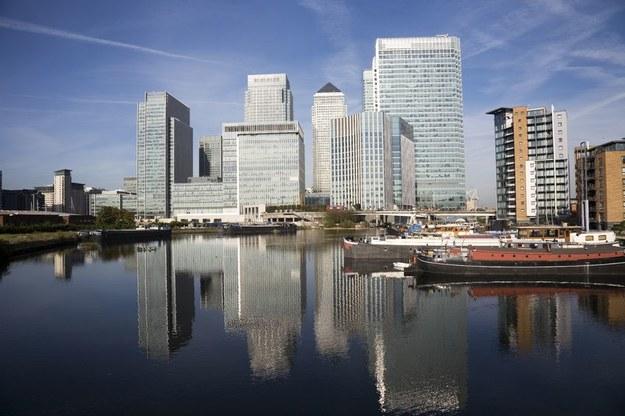 Londyn od strony Tamizy /123RF/PICSEL