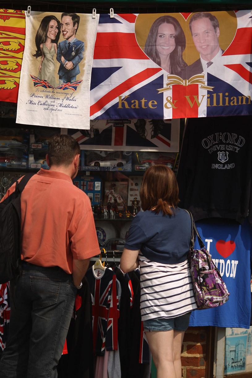 Londyn ogarnęła gorączka przedślubna  /Getty Images/Flash Press Media