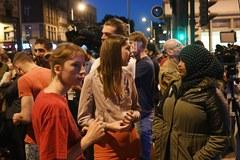 Londyn: Samochód wjechał w tłum ludzi