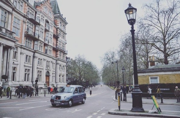 Londyn /Malwina Zaborowska /RMF FM