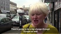 Londyńczycy o rozpoczęciu procesu wyjścia Wielkiej Brytanii z Unii Europejskiej