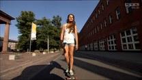 Longboardy podbijają niemieckie ulice