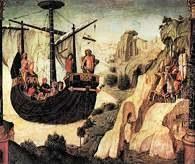 Lorenzo Costa st., Okręt Argonautów /Encyklopedia Internautica
