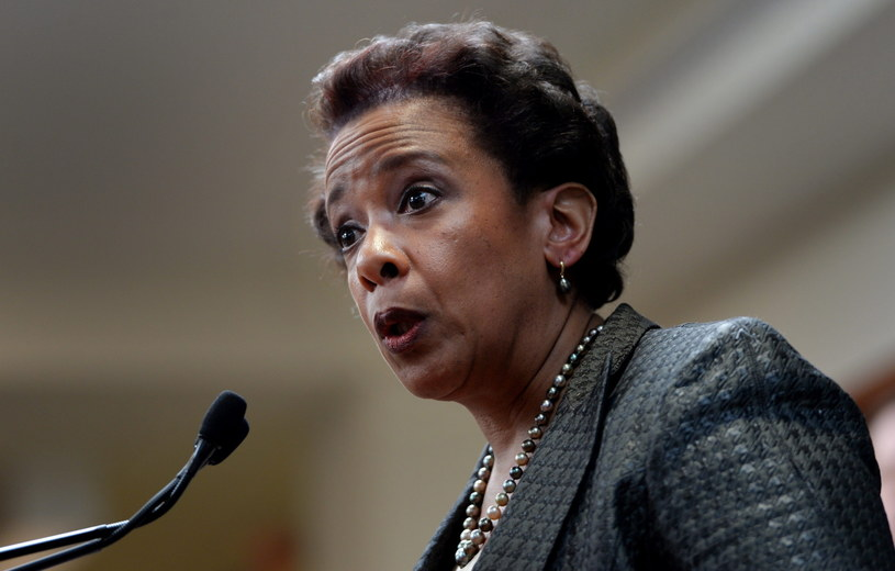 Loretta Lynch /PAP/EPA