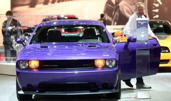 Los Angeles Auto Show 2013. Wybierz najlepsze zdjęcie