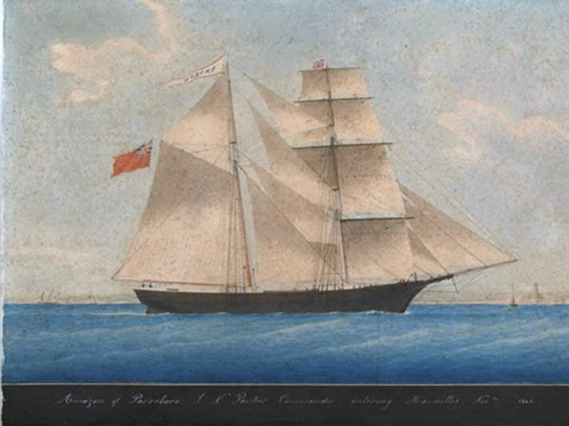 Los załogi Mary Celeste jest jedną z największych morskich tajemnic /Wikipedia