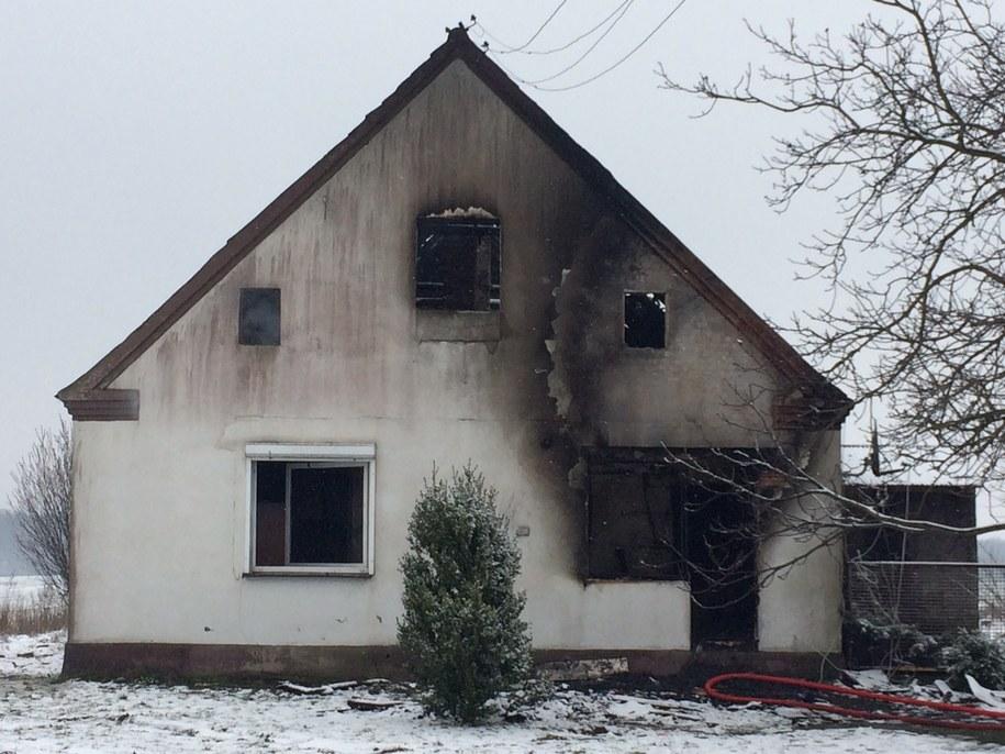 Losem tych, którzy przeżyli, zajmuje się sztab kryzysowy w urzędzie gminy /Adam Górczewski /RMF FM