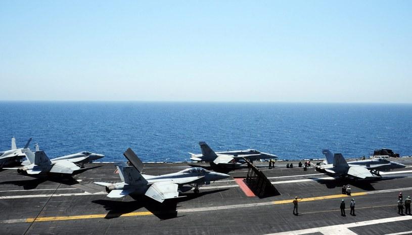 Lotnictwo Stanów Zjednoczonych przeprowadziło kolejne ataki na  bojowników w Iraku /PAP/EPA
