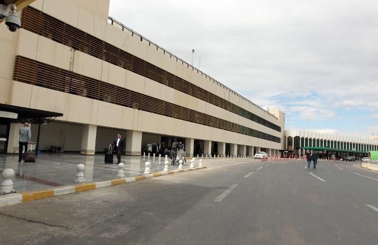 Lotnisko w Bagdadzie /AFP