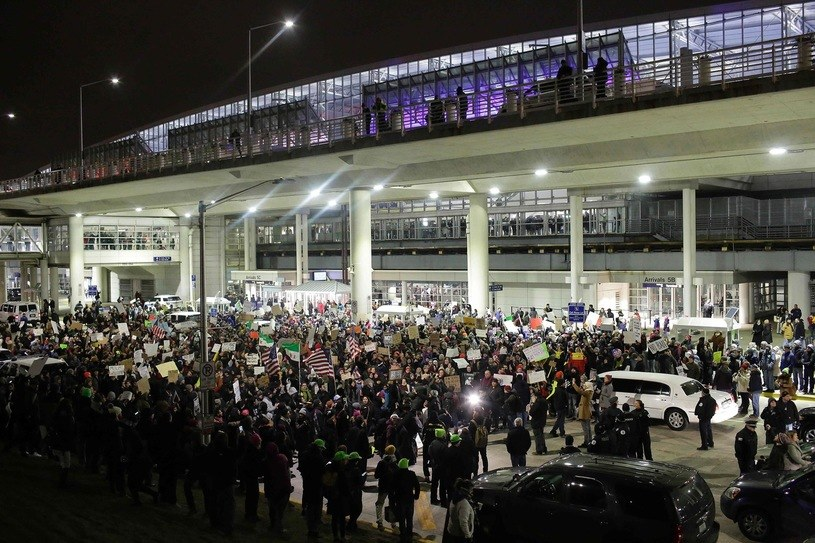 Lotnisko w Chicago, zdj. ilustracyjne /AFP