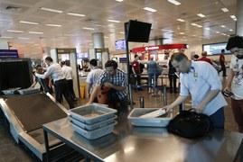 Lotnisko w Stambule po zamachu