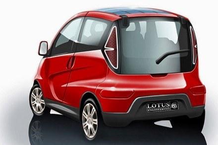 Lotus city car /