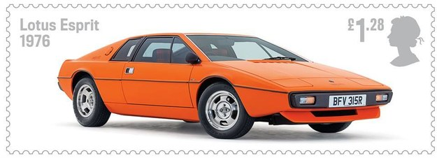 Lotus Esprit (1976) /Royal Mail