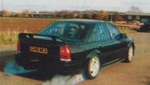 Lotus Omega - wrażenia z jazdy