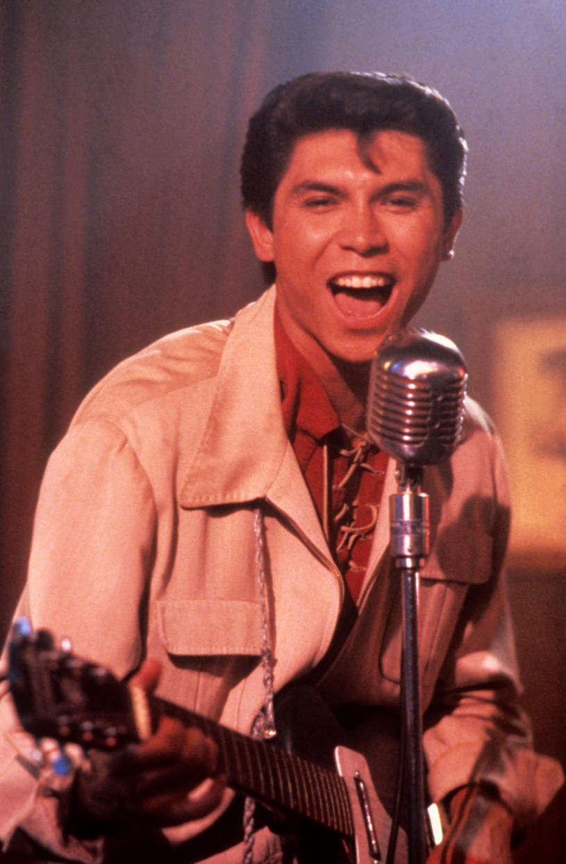 Lou Diamond Phillips jako Ritchie Valens /Collection Christophel /East News