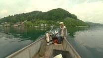 Łowił ryby i zgubił portfel. Odznalazł go po 25 latach!