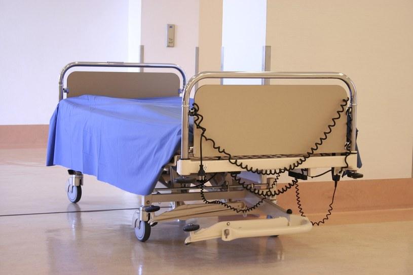Łóżko szpitalne; zdj. ilustracyjne /East News