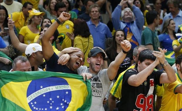 LŚ siatkarzy: Brazylia i Francja awansowały do półfinału