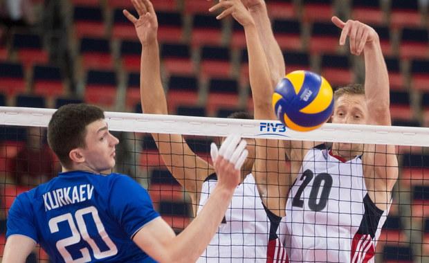 LŚ siatkarzy: Rosja wygrywa z USA 3:2