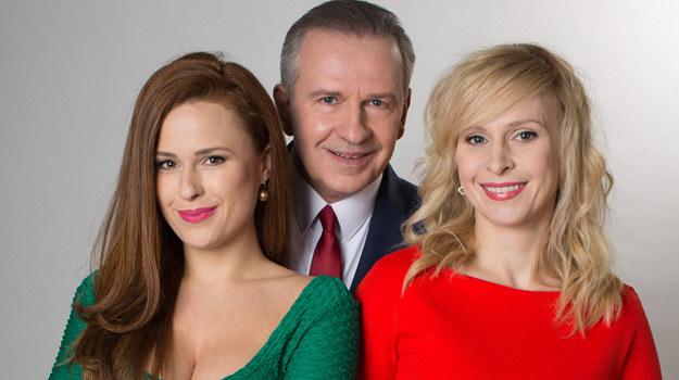 Lubiczowie są z nami już 18 lat! /Agencja W. Impact