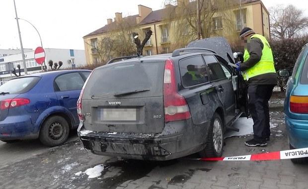 Lublin: Mężczyzna poszukiwany ws. zabójstwa trafił do szpitala