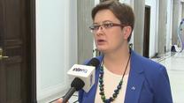 Lubnauer (Nowoczesna) o referendum konsytucyjnym i o religii w szkołach (TV Interia)