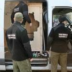 Lubuskie: 11 obywateli Iranu oraz Iraku ukrytych w busie