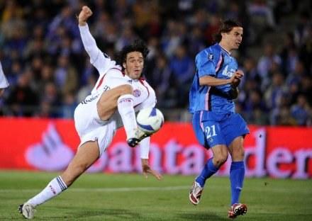Luca Toni trafił na celownik West Hamu. /AFP