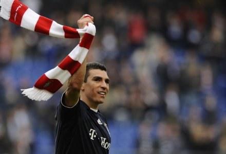 Lucio jest szczęśliwy w Monachium, ale chętnie podejmie nowe wyzwania /AFP