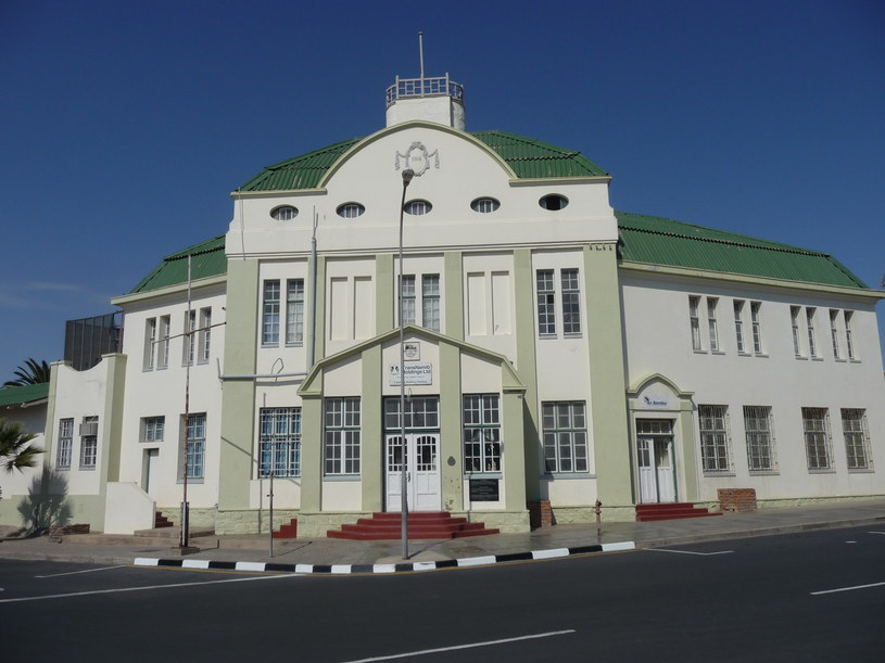 Lüderitz, fot. Wojciech Rogala /materiały prasowe