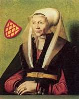 Ludger tom Ring starszy, Portret Anny, żony artysty, ok. 1541 r. /Encyklopedia Internautica