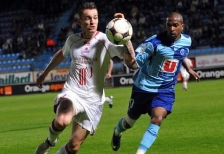Ludovic Obraniak będzie mógł zagrać w reprezentacji Polski /AFP