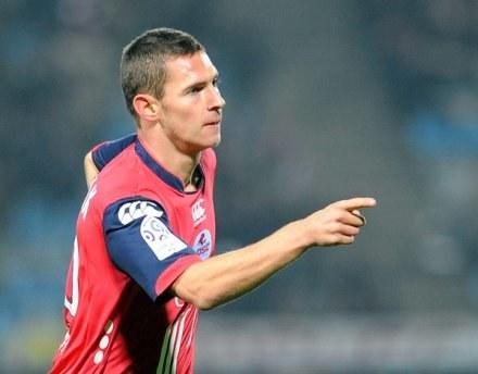 Ludovic Obraniak rozgegrał cały mecz w barwach Lille /AFP