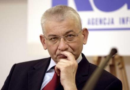 Ludwik Dorn przedstawił swój pomysł na nowelizację ustawy kompetencyjnej/for. P. Bławicki /Agencja SE/East News