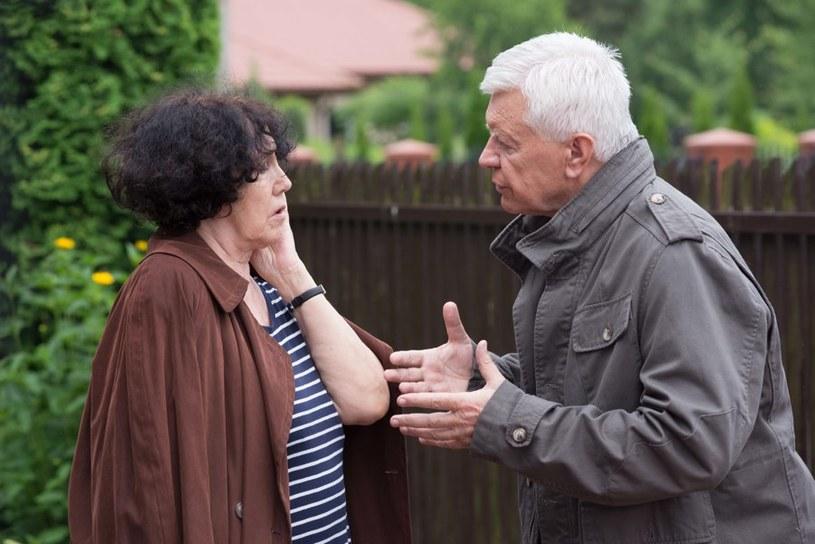 Ludwika oskarży swojego męża o... kradzież! /Agencja W. Impact
